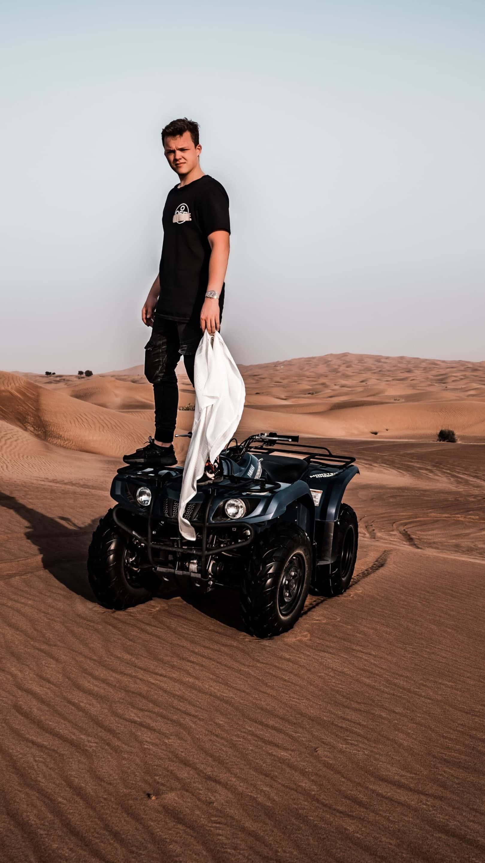 Niklas Pedde Desert Quad Instagram University scaled
