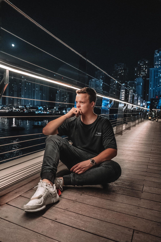 Niklas Pedde Dubai Instagram University scaled