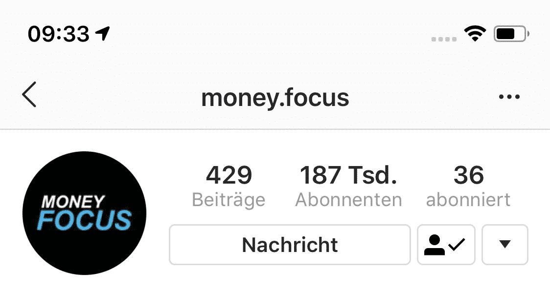 Niklas Pedde Instagram University Parter Account 5